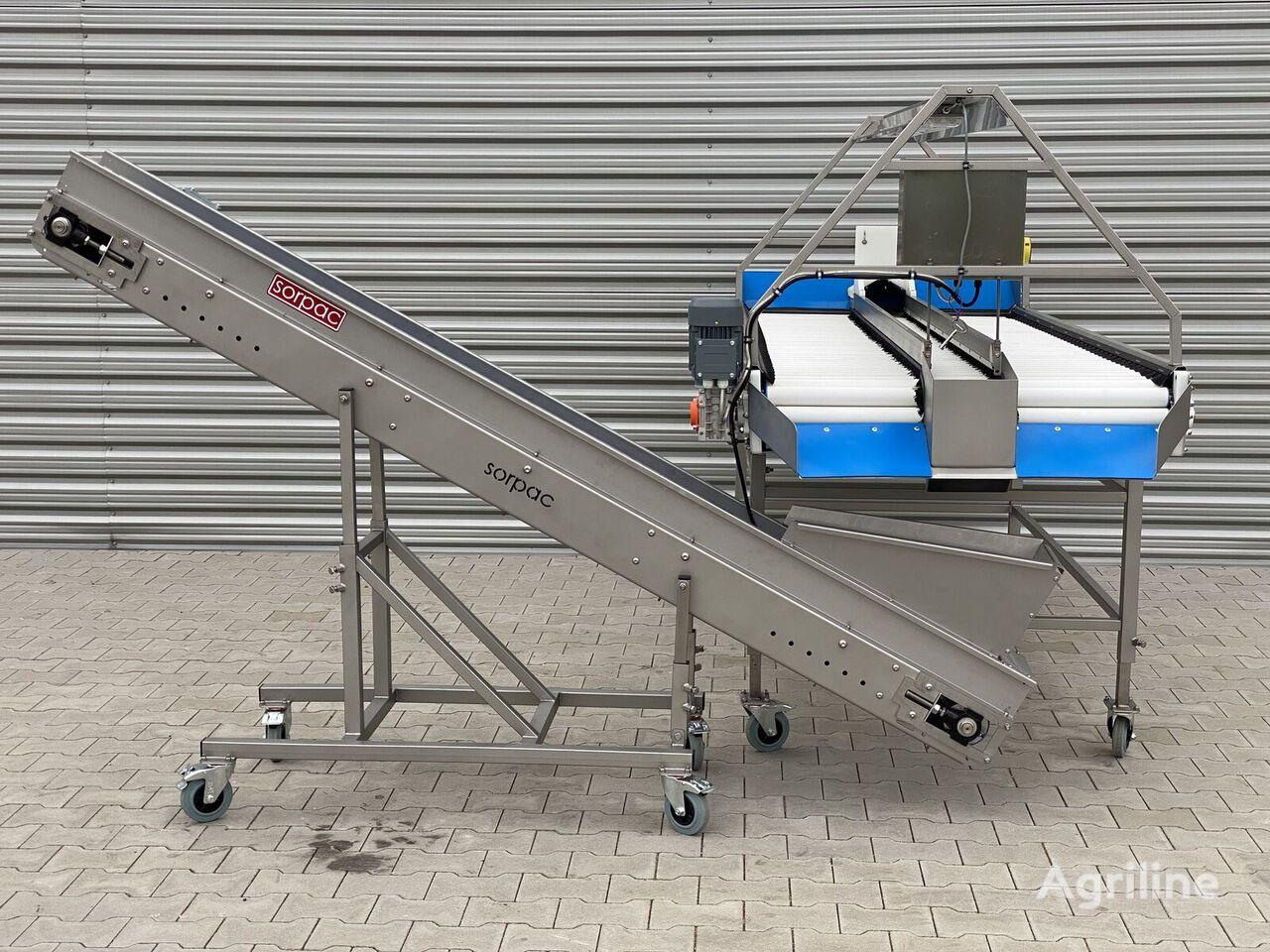 SORPAC stół do sortowania ST2510 i taśmociąg máquina de envasado nueva