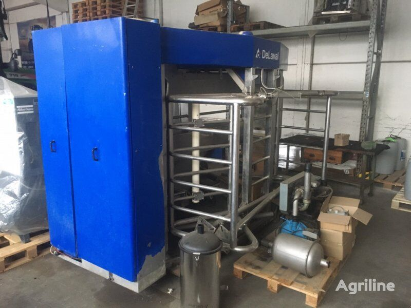 De Laval VMS links vollautomatisches Melksystem maquinaria de ordeño