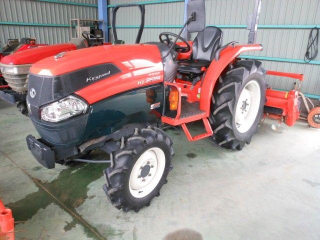 KUBOTA mini tractor