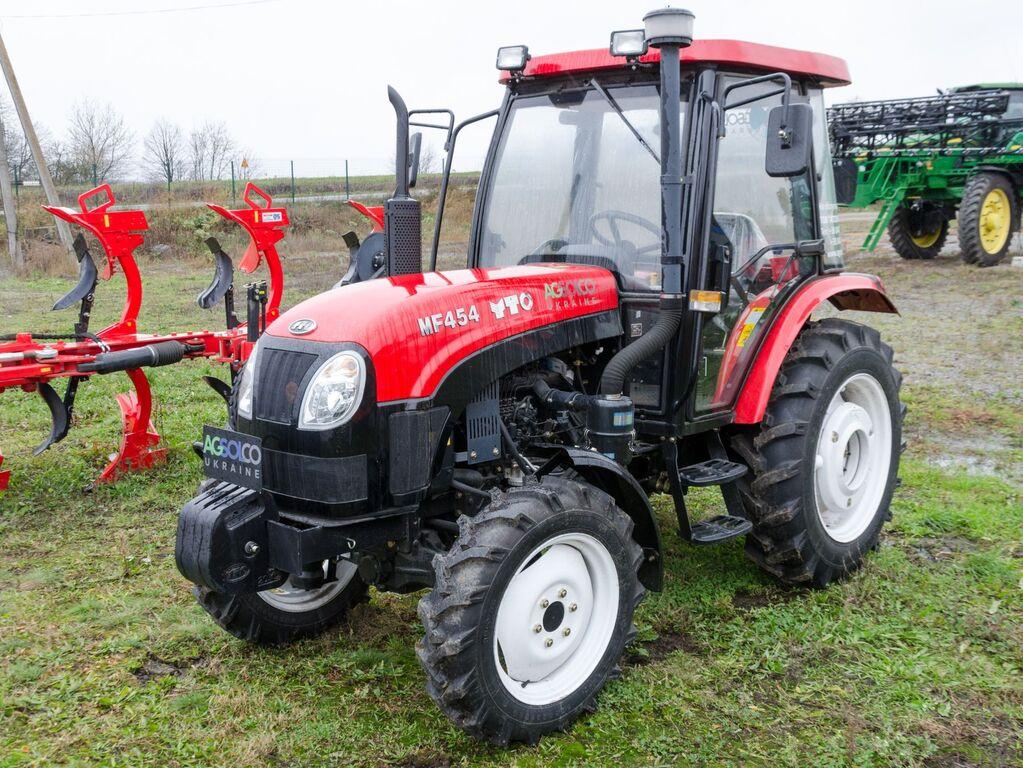 YTO MF504 v Ukraine minitractor nuevo