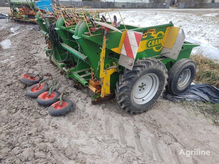 CRAMER Marathon-Super H plantadora de patatas