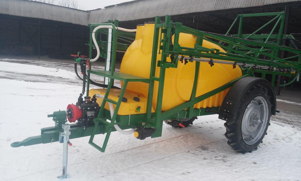 Vektor-2000/21 pulverizador arrastrado nuevo