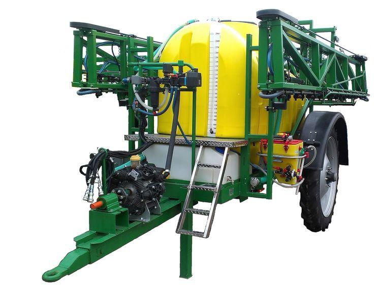 Vektor-3000-24-28 pulverizador arrastrado nuevo