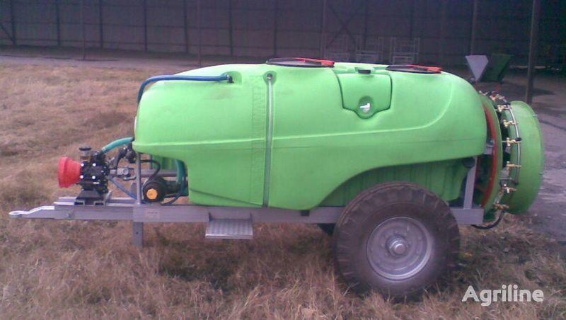 Vezuviy-2000V pulverizador arrastrado nuevo