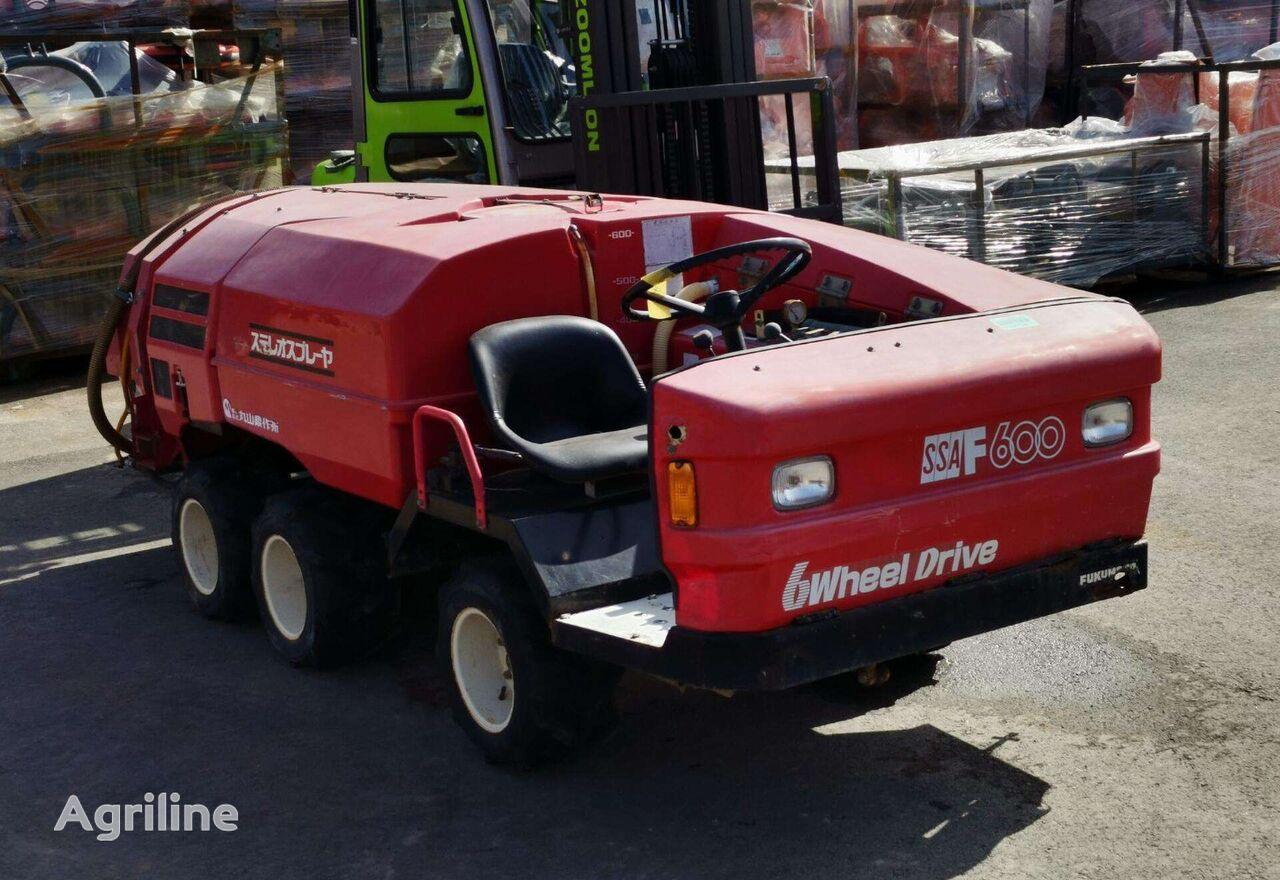 MARUYAMA SSA F 600 pulverizador autopropulsado