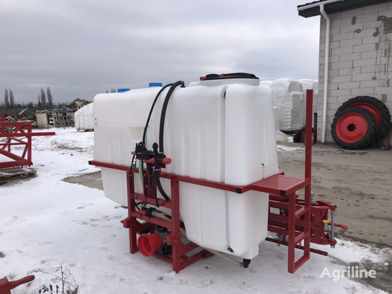 ONShG 1000 l shtanga 16 m pulverizador suspendido nuevo