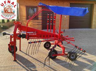 Metal-Technik Zgrabiarka 3,5m Metal-Technik tandem + przednie koło + wał WOM / rastrillo hilerador nuevo