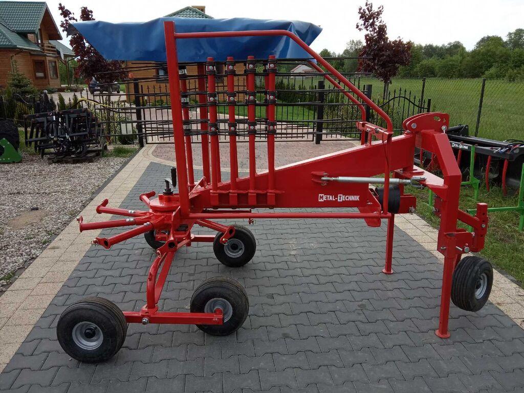 rastrillo hilerador Metal-Technik Zgrabiarka 3,5m Metal-Technik // 1-rotor rakers nuevo