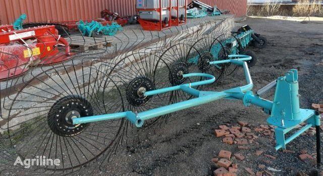 Grabli-voroshilki 5 kolesnye rastrillo hilerador