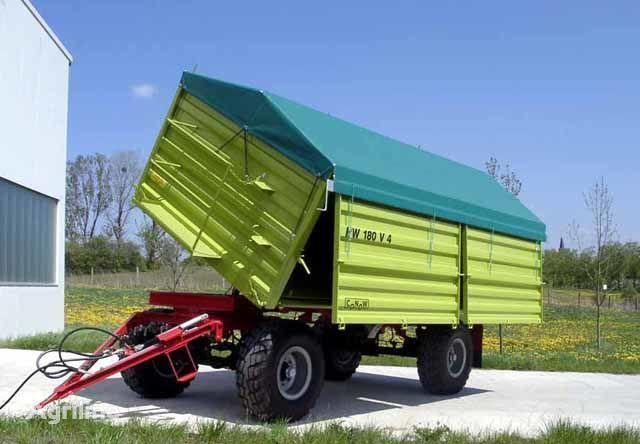 CONOW HW 180 Zweiseiten-Kipper V 4 remolque agricola nuevo