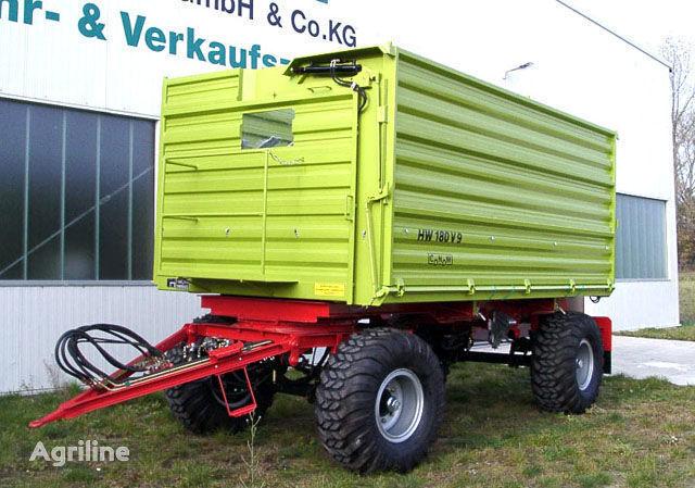 CONOW HW 180 Zweiseiten-Kipper V 9 remolque agricola nuevo