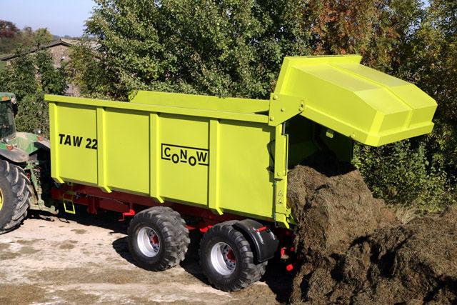 CONOW TAW 22 remolque agricola nuevo
