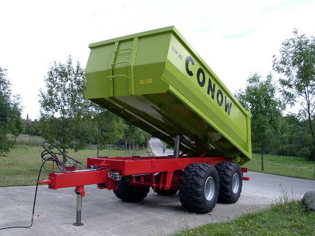 CONOW THP 22 remolque agricola nuevo