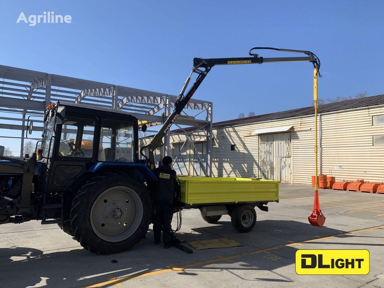 DLight DL CityMaster remolque agrícola nuevo