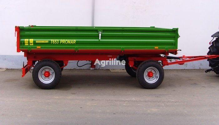 PRONAR T 653 remolque agrícola nuevo