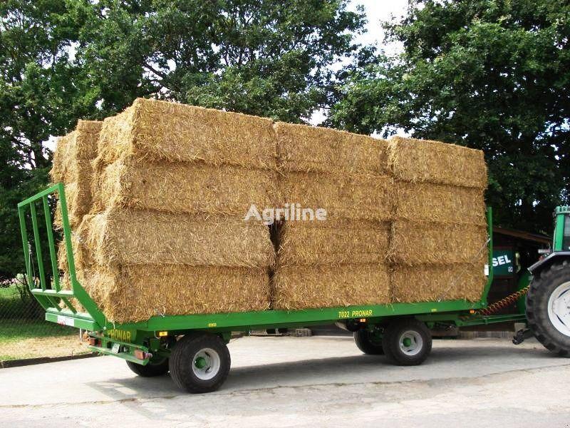 PRONAR T022 do bel remolque agrícola nuevo