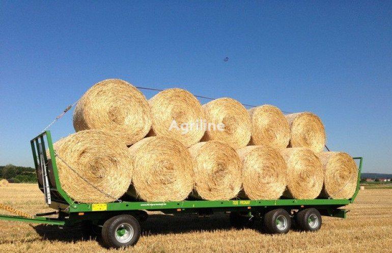 PRONAR T023 11,3 t / 26,2 m² remolque agrícola nuevo