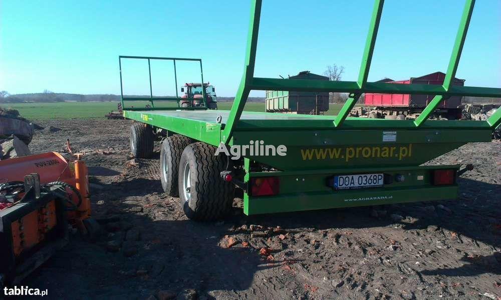 PRONAR T026 13,7 t   remolque agrícola nuevo