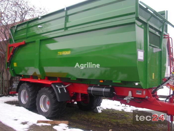 PRONAR T700 14,4 t  remolque agrícola