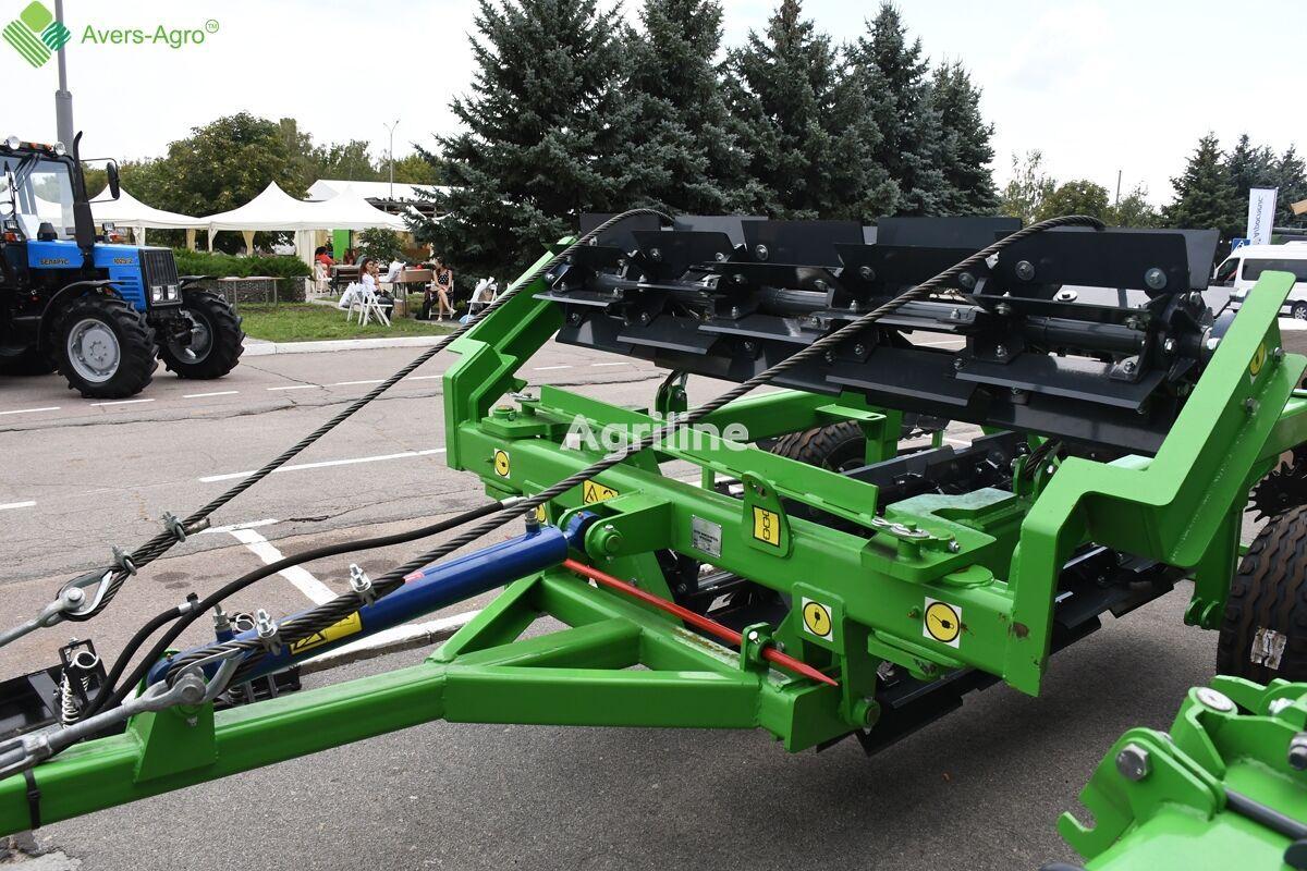 Avers-Agro Katok izmelchitel Shredder L60.470W karkasnyy (barabany diametr rodillo agrícola nuevo