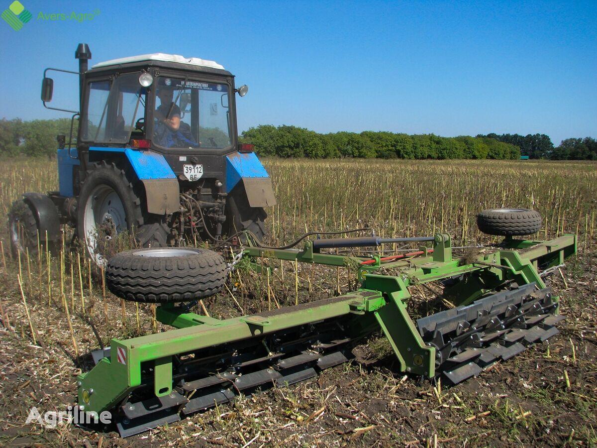 Avers-Agro Katok izmelchitel Shredder L60.550W karkasnyy (barabany diametr rodillo agrícola nuevo