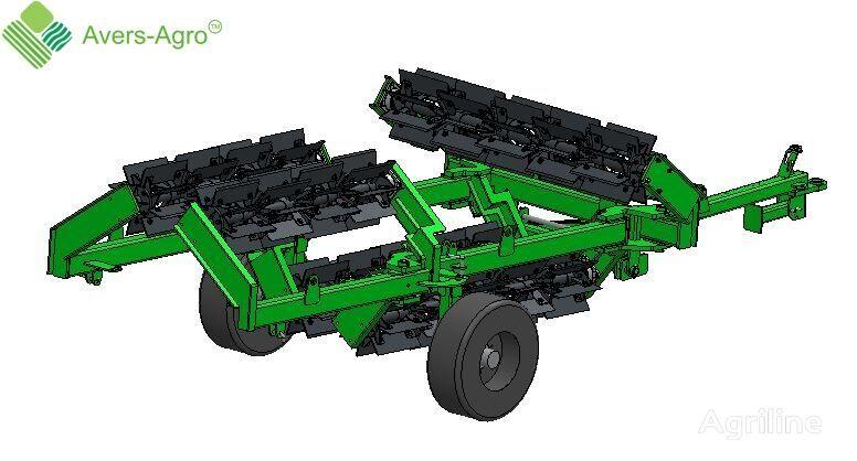 Avers-Agro Katok izmelchitel Shredder L90.470V vodonalivnoy (barabany diam rodillo agrícola nuevo