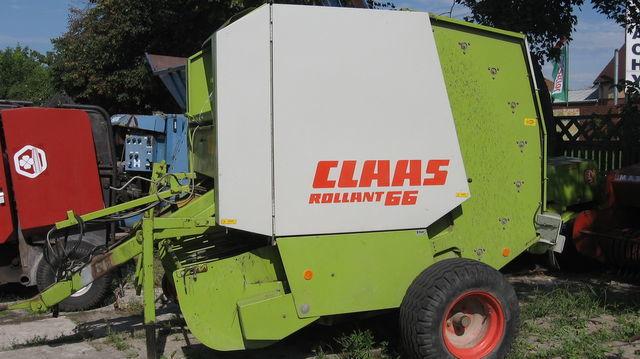 CLAAS ROLLANT 66,62.44.46 rotoempacadora
