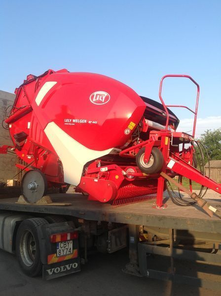 LELY Welger RP 445 rotoempacadora nueva