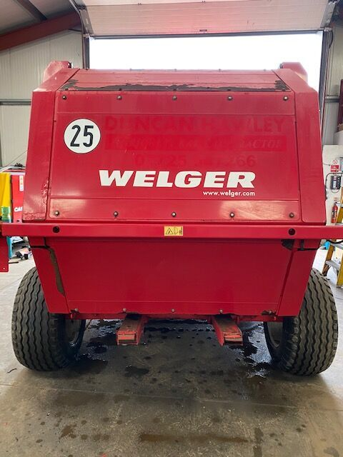 WELGER RP235 rotoempacadora