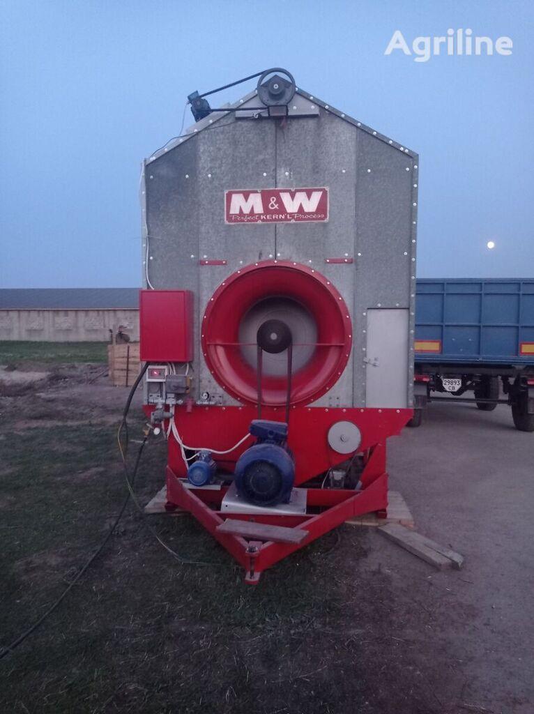 MDW M&W 450 secador de grano móvil