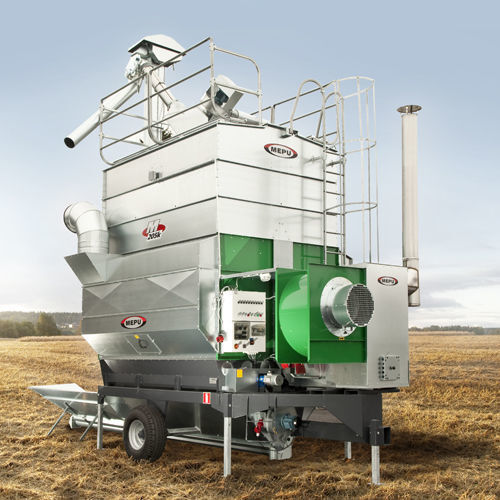Mobilnye zernosushilki MEPU serii M secador de grano
