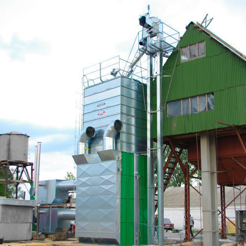 Stacionarnye zernosushilki MEPU serii RCW secador de grano