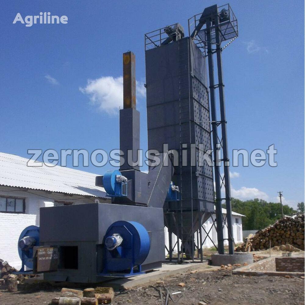 secador de grano Zernosushilka na drovah