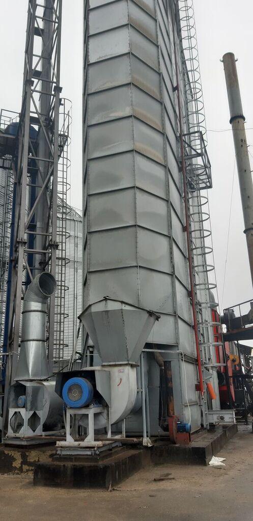 ZSh-1500R UHL1 TU U 29.3-30991072-001-2002 secador de grano