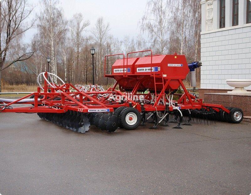 AGRATOR  DK sembradora combinada nueva