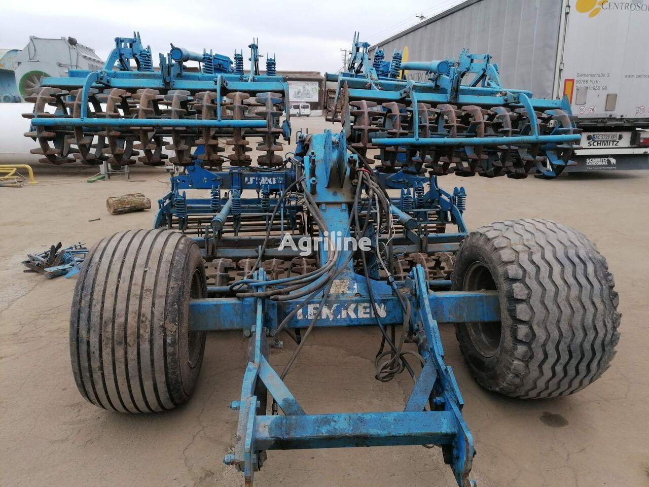 LEMKEN Kompaktor sembradora combinada