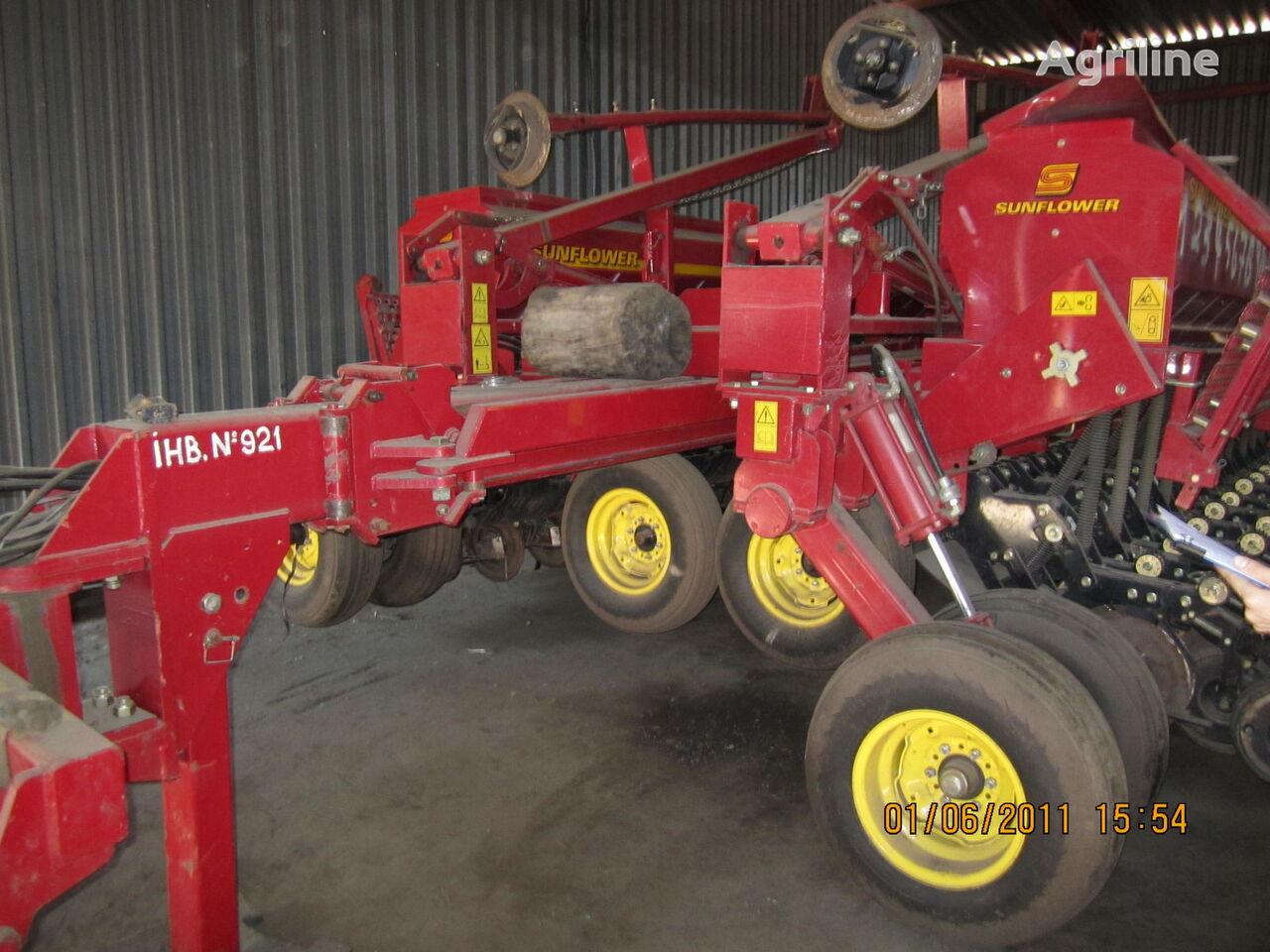 SUNFLOWER 9433-40 sembradora de precisión mecánica