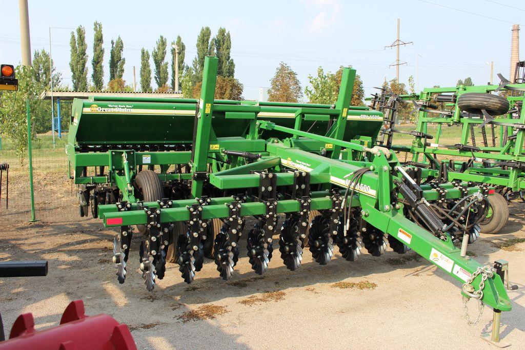 GREAT PLAINS CPH 1500 sembradora mecánica