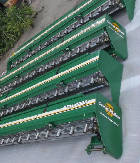 GREAT PLAINS Prisposoblenie dlya vneseniya udobreniy  sembradora mecánica
