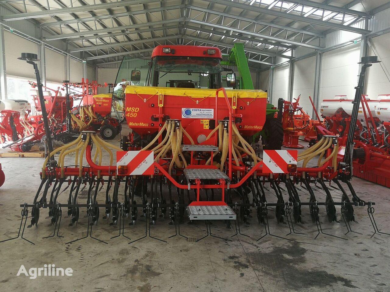 MATERMACC SEEDER MSD 450 sembradora neumática nueva