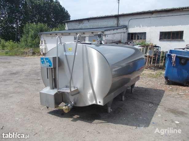 AMAZONE tanque de leche