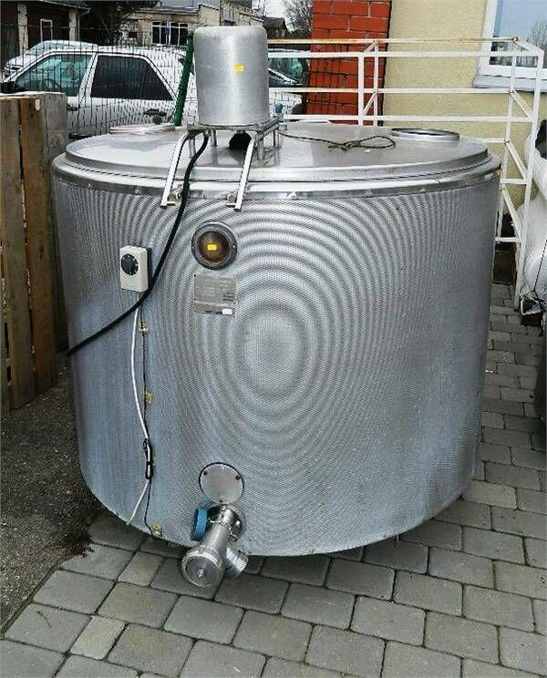 Wedholms DF713 tanque de leche