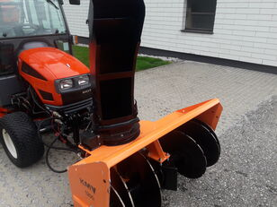 KIOTI CK 20 tractor cortacésped