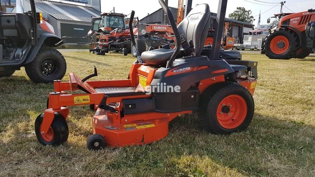 KUBOTA Z 122 R tractor cortacésped nuevo