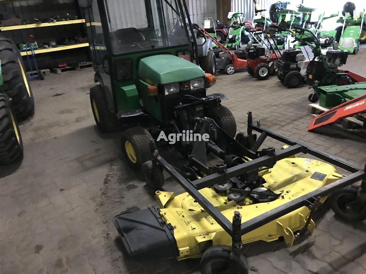 JOHN DEERE 455 MIT STVZO tractor cortacésped