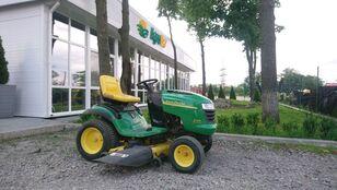 JOHN DEERE L120 tractor cortacésped