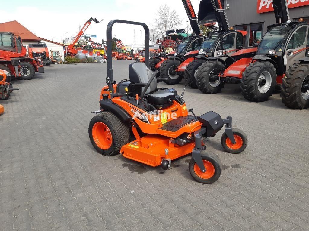 KUBOTA ZD1211R, skręt 3 tractor cortacésped