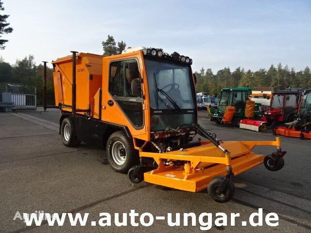 MULTICAR Ladog G129 N20 E4 Mähkombi 4x4x4 Allrad Kipper  tractor cortacésped