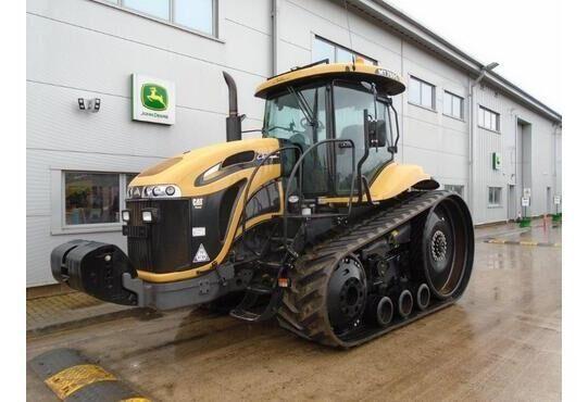 CATERPILLAR Challenger 755 C tractor de cadenas