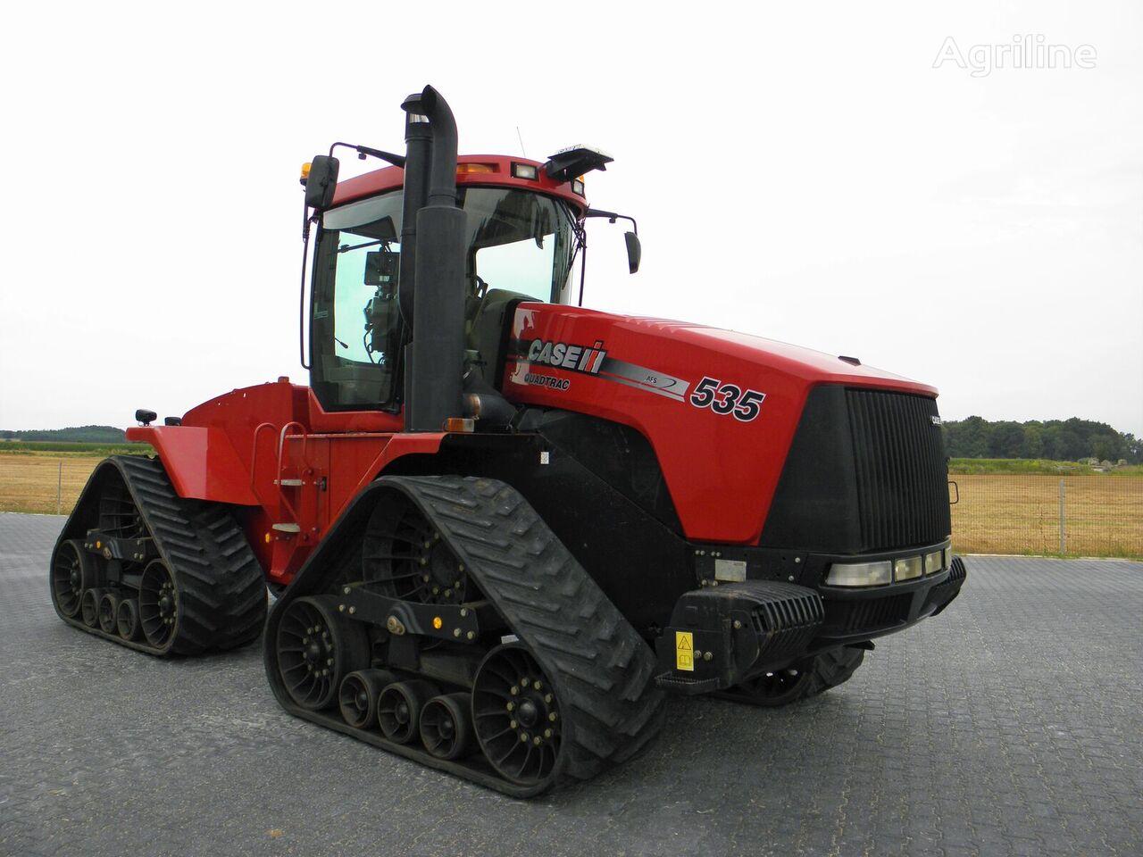 CASE IH Quadtrac 535 tractor de cadenas